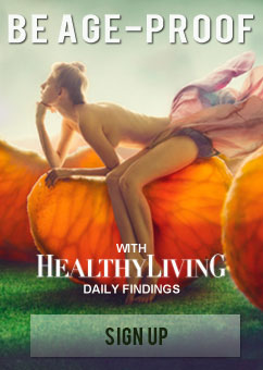 Sign up for HealthyLivinG news updates!